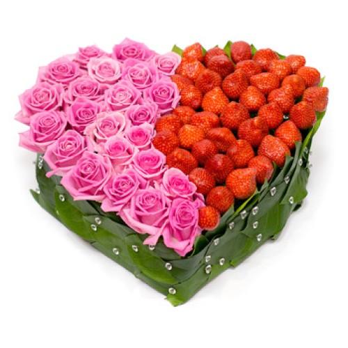 Купить на заказ Заказать Сердце 6 с доставкой по Экибастузу с доставкой в Экибастузе