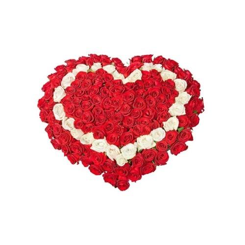 Купить на заказ Заказать Сердце 7 с доставкой по Экибастузу с доставкой в Экибастузе