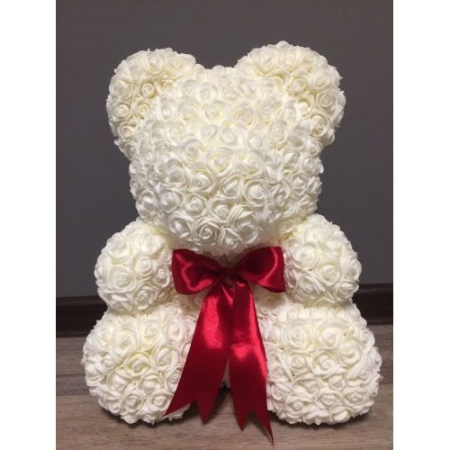 Купить на заказ Заказать Белый мишка с доставкой по Экибастузу с доставкой в Экибастузе