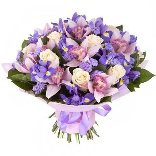 Купить на заказ Заказать Орхидеи с доставкой по Экибастузу с доставкой в Экибастузе